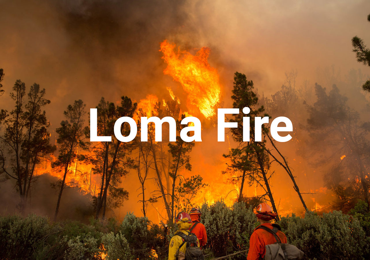 Loma Fire