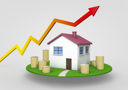 Home Prices Rise While Sales Decline