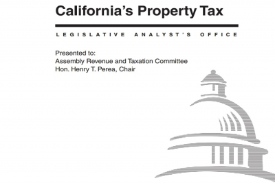 California Property Tax 2012